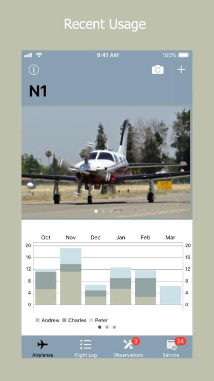 aeroLogbook