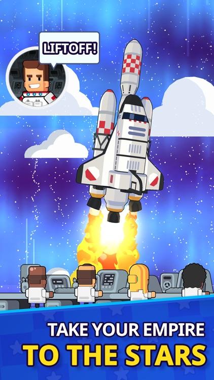 Rocket Star: Idle Tycoon Games screenshot-3