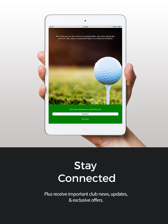 Orchard Valley Golf Course screenshot 6