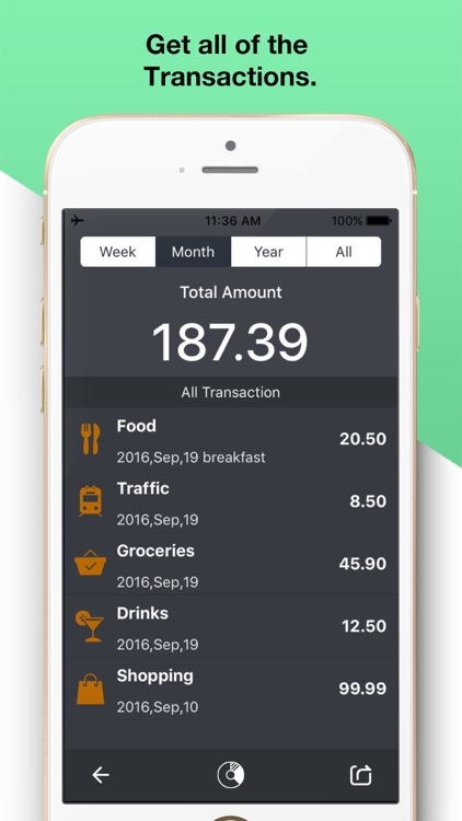 Daily Spending-My Cost Tracker