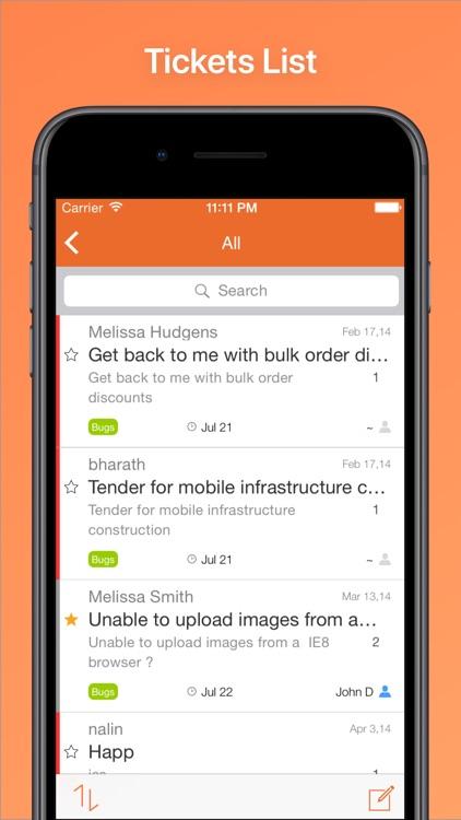 HappyFox Helpdesk screenshot-3
