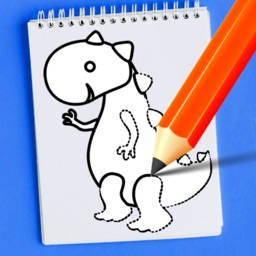 Draw It! Pixie Coloring Book