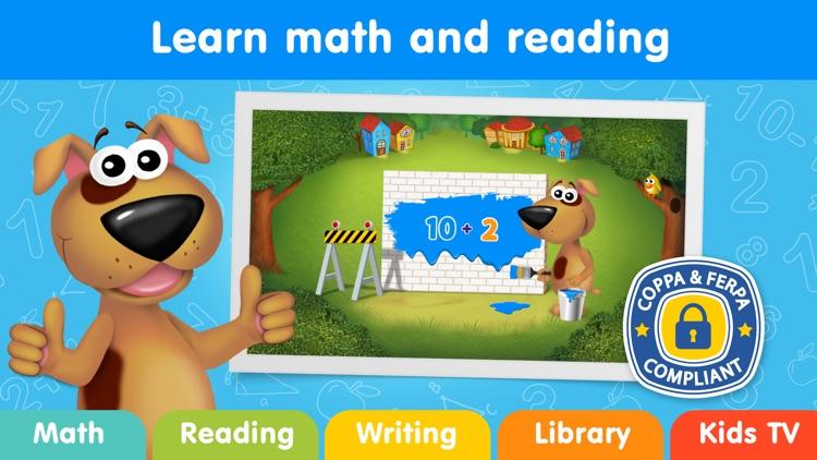 School edition: Math & Reading
