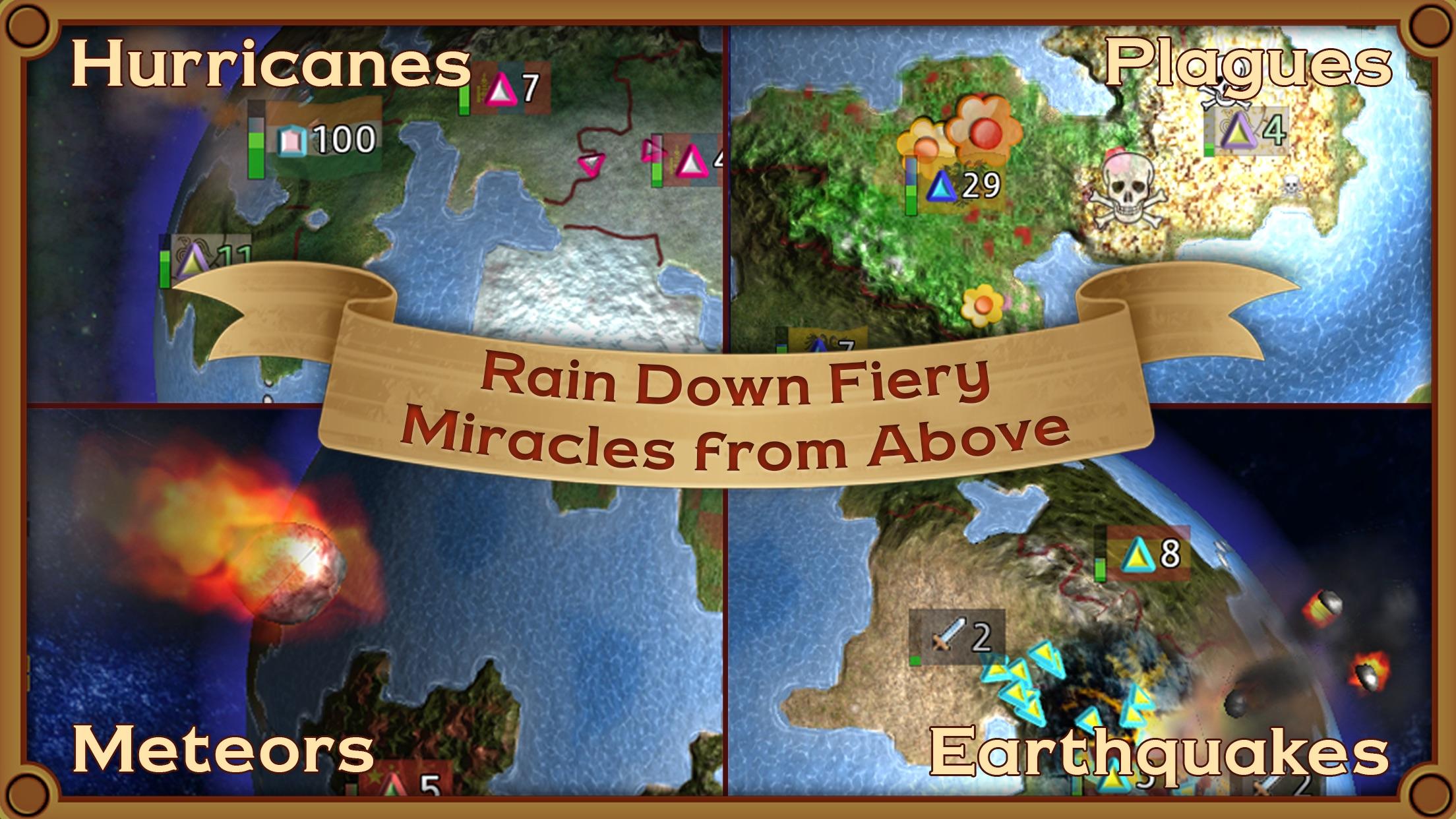 Screenshot do app Rapture - World Conquest
