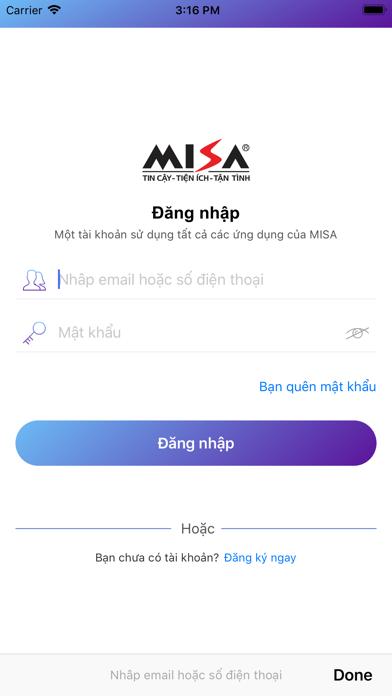 messages.download MISA ESIGN software