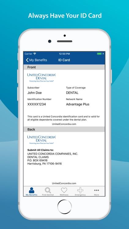 United Concordia Dental Mobile