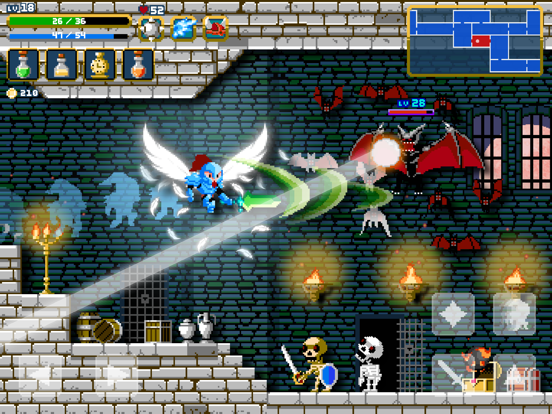 Dead Castle: Prince Sacrifice screenshot 7