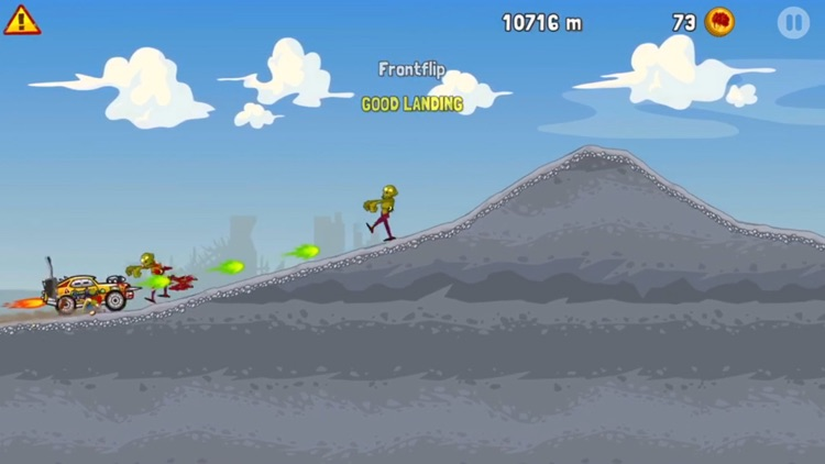Zombie Road Trip! screenshot-4