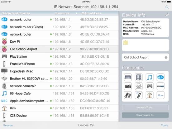 IP Network Scanner | App Price Drops