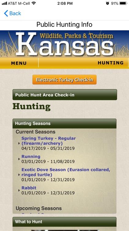 Public Walk In Hunting Kansas screenshot-6