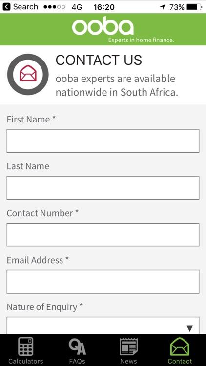 ooba home finance app screenshot-4