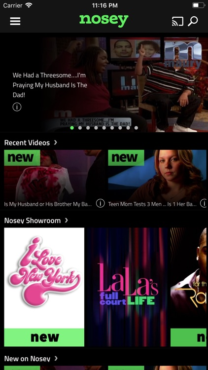 Nosey - Watch Full TV Episodes