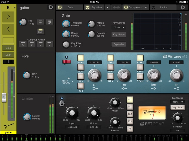 PreSonus UC Surface screenshot-1