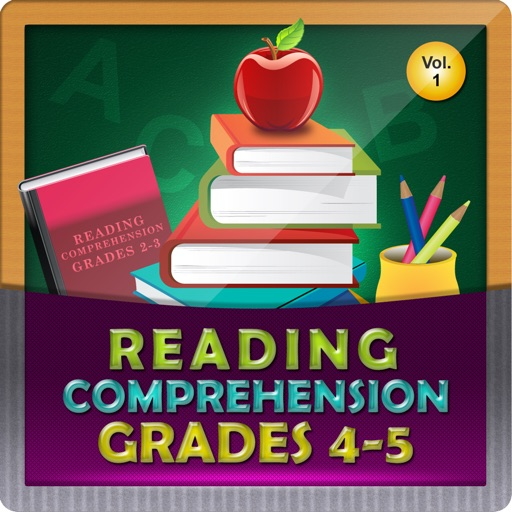 Kids Reading Comprehension 4-5