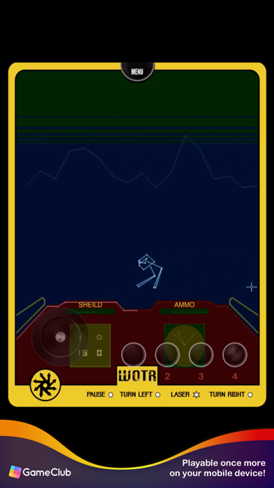 Vectrex - GameClub screenshot 2