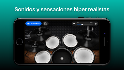 Screenshot for Drums - batería toca musica in Chile App Store