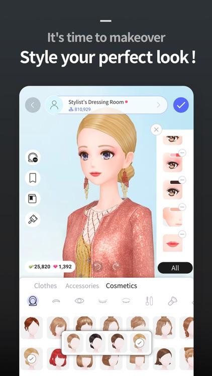 STYLIT - Dress up Game screenshot-5