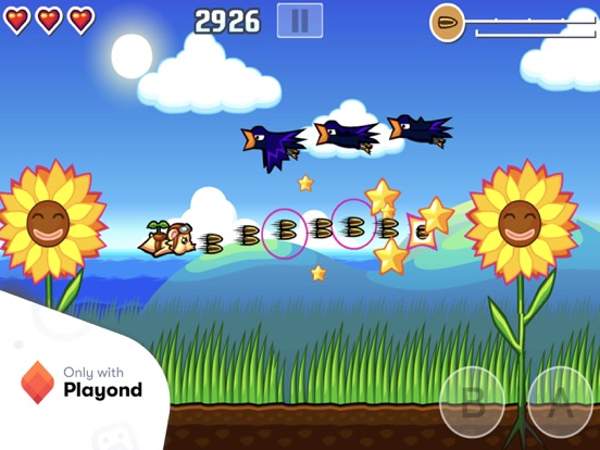 Flying Hamster screenshot 6