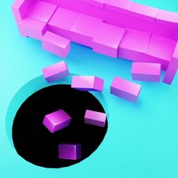 Black Hole vs Furniture