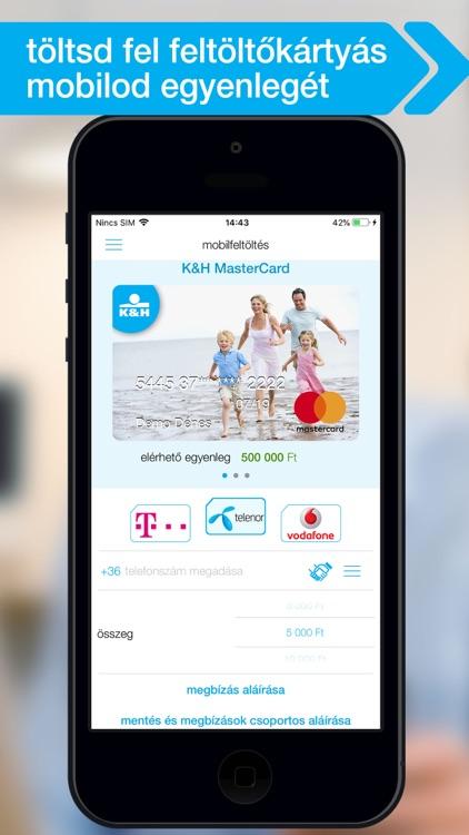K&H mobilbank screenshot-5