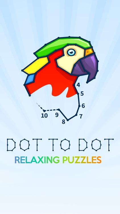Dot to Dot - Relaxing Puzzles screenshot-4