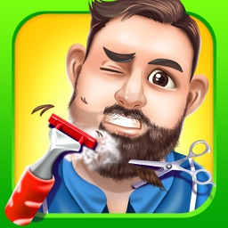Shave Salon Spa Games