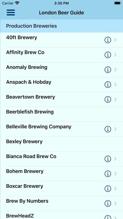 Beer Guide London screenshot-9
