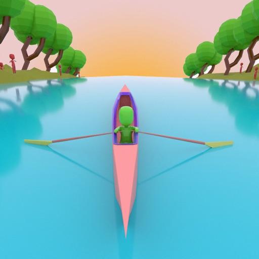 Crazy Rowing 3D