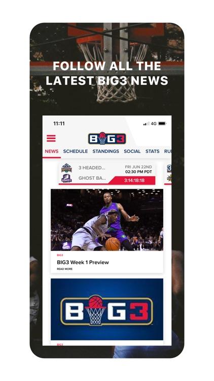 BIG3 screenshot-0
