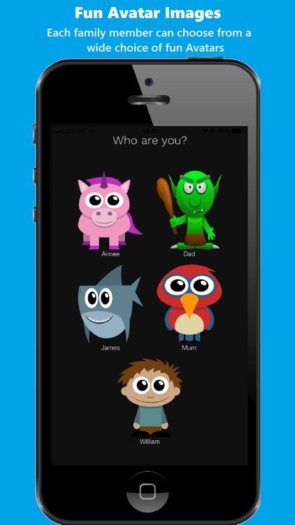 Star Chores - Family Tasks App screenshot-5