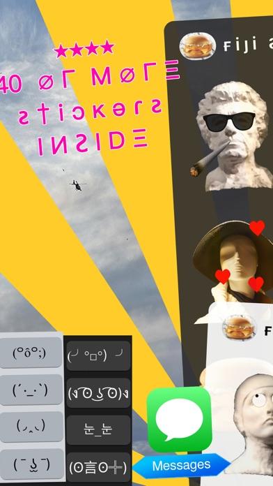 fijiboard LOVE glitch keyboardのおすすめ画像6