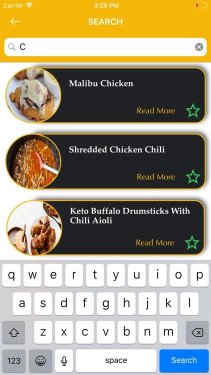 Viaansh Diet screenshot-4