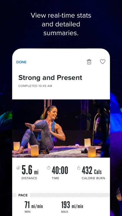 iFit - At Home Fitness Plans Screenshot