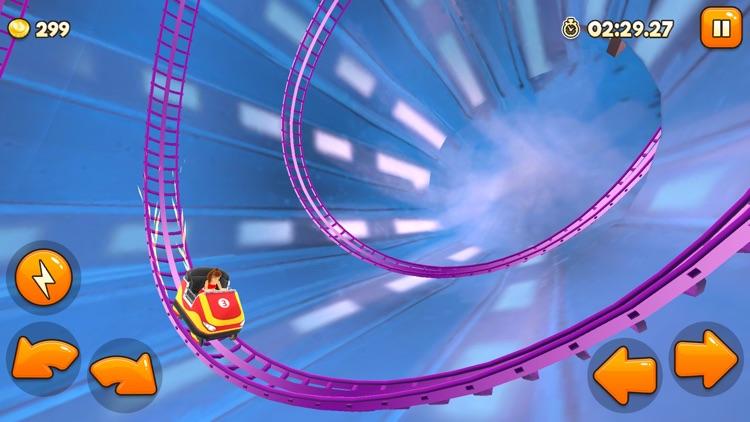 Thrill Rush Theme Park screenshot-4