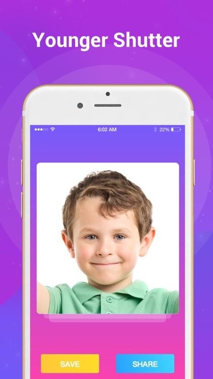 Future Face - Aging&Baby Maker screenshot-4