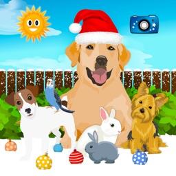 My Pets: Cat & Dog Animal Game