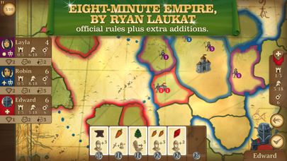 Screenshot for Eight-Minute Empire in Brazil App Store