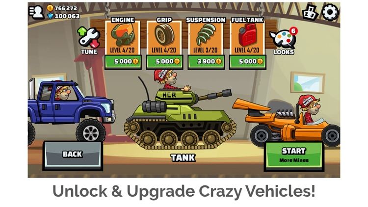 Hill Climb Racing 2 screenshot-0