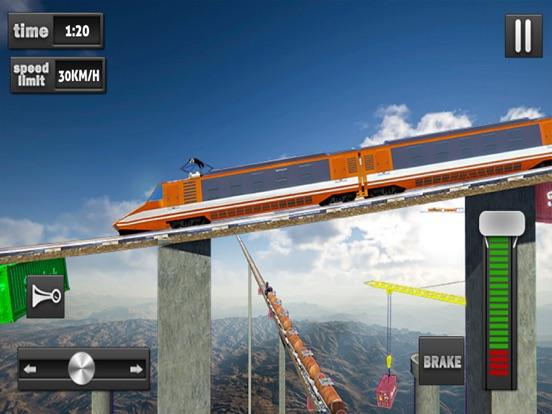 Impossible Air Train Drivingのおすすめ画像3