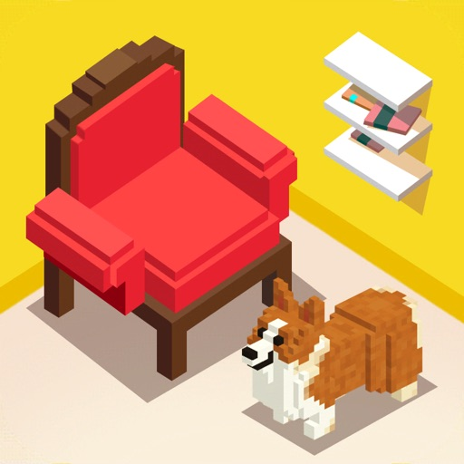 Animal house : with Puzzles icon