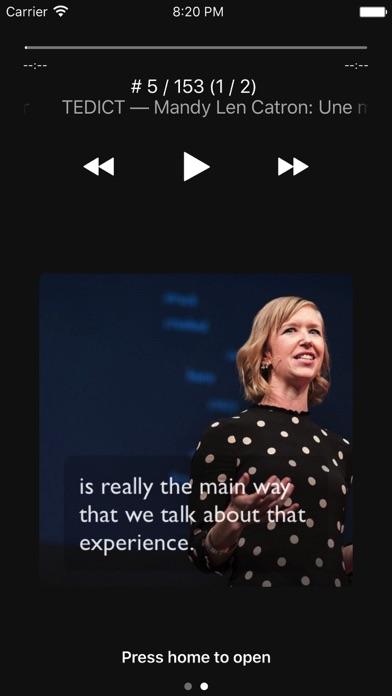 TEDICT screenshot1