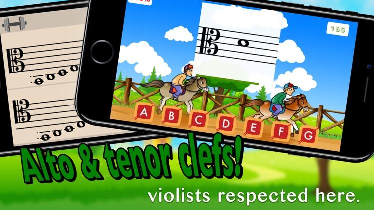 Flashnote Derby screenshot-5