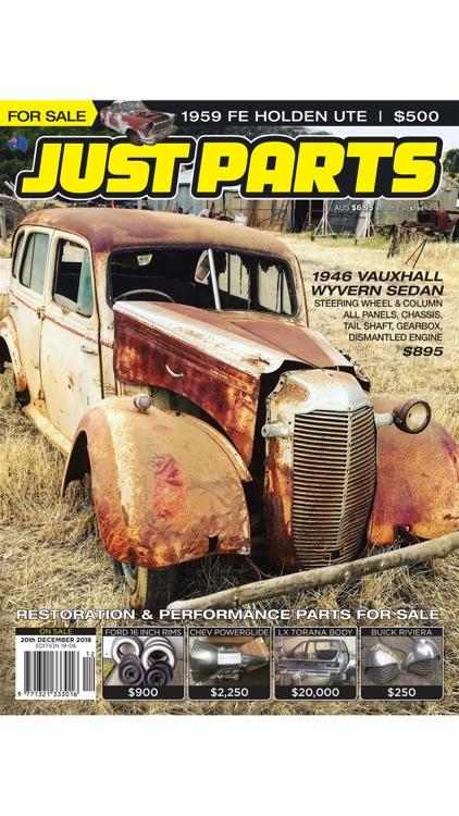 Just Parts Magazine screenshot-4