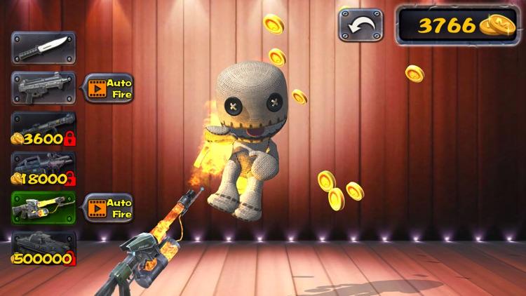 Kick the Buddy 3D Shooter screenshot-3
