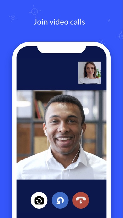 Video Calls from 24sessions screenshot two