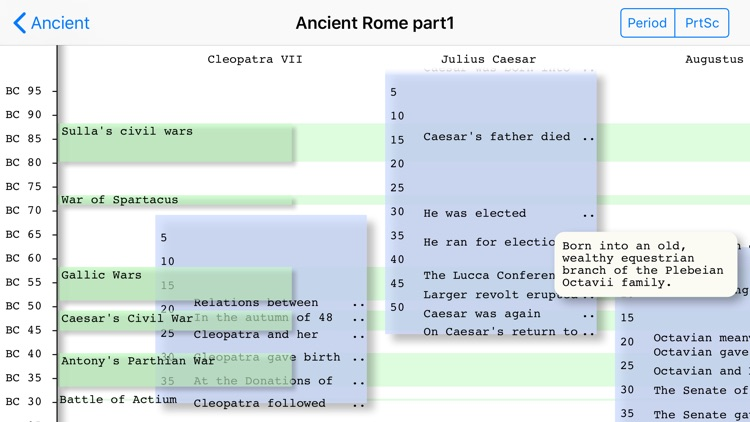 Chronica 2  -  History Tool screenshot-4