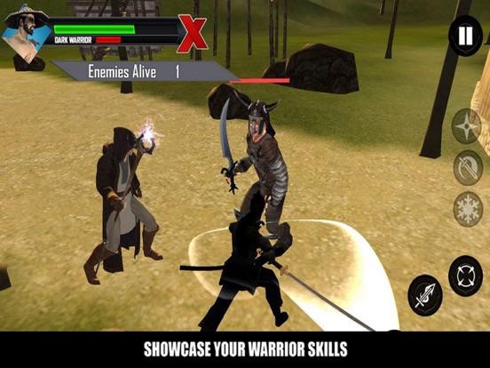 Ninja Assassin: Enemy Fighting screenshot 4
