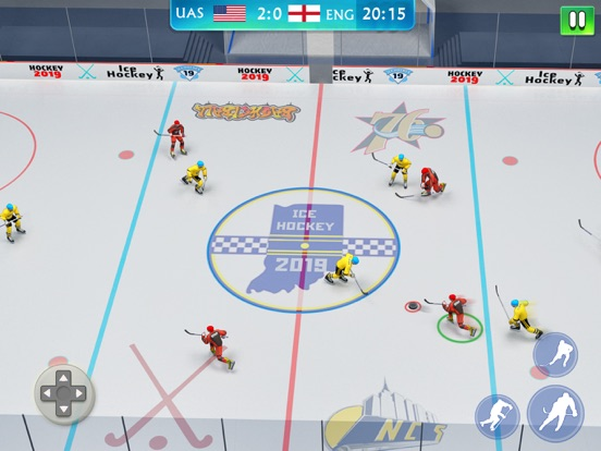 Ice Hockey Games Nation Champ App Price Drops