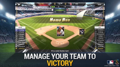 MLB 9 Innings GM screenshot 4