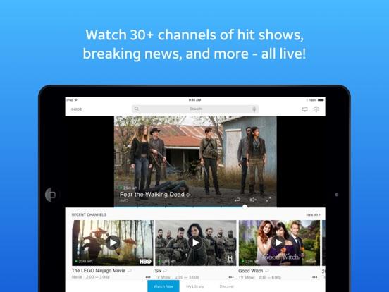 AT&T WatchTV screenshot 5